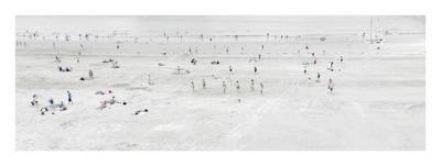 Plage, 2013-Nicolas Le Beuan Benic-Giclee Print