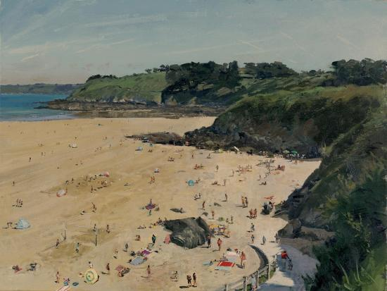 Plage des Cur� Afternoon, 2014-Peter Brown-Giclee Print
