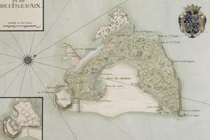 Plan de l'Ile d'Aix