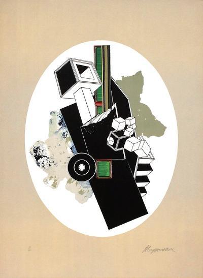 Plan II-Alain Le Yaouanc-Limited Edition