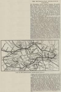 Plan of the Metropolitan Inner-Circle Railway