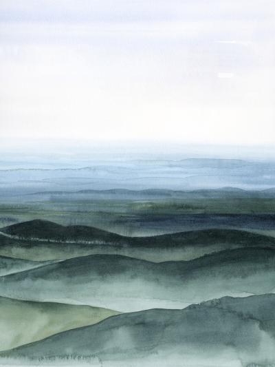 Plane View I-Grace Popp-Art Print
