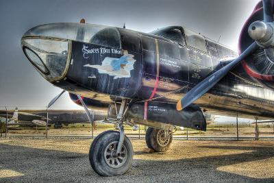 Plane-Robert Kaler-Photographic Print
