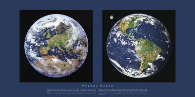 Planet Earth-Contemporary Photography-Giclee Print
