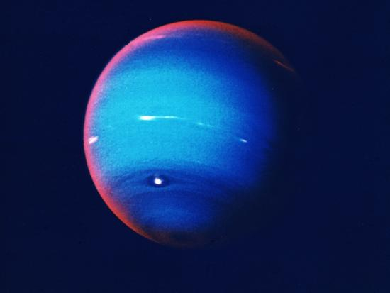 Planet Neptune-Hulton Archive-Photographic Print