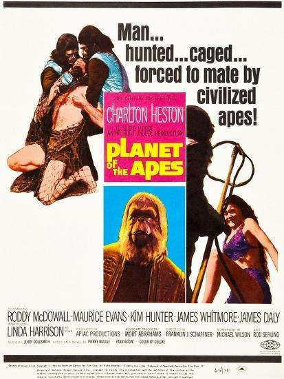 PLANET OF THE APES--Art Print