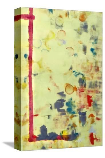 Planet Transit #5-Kara Smith-Stretched Canvas Print