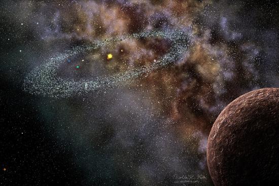 Planet X--Photographic Print