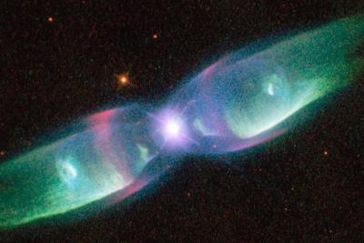 Planetary Nebula M2-9--Photographic Print