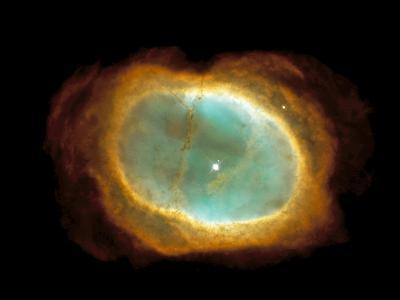 Planetary Nebula NGC 3132--Photographic Print