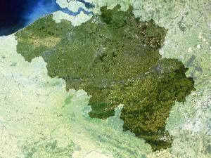 Belgium by PLANETOBSERVER