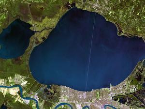 New Orleans Before Hurricane Katrina by PLANETOBSERVER