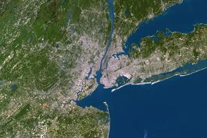 New York City by PLANETOBSERVER