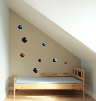 Planets Wall Decal--Wall Decal