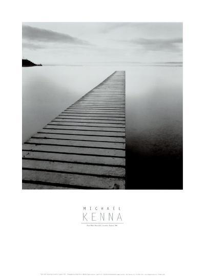 Plank Walk, Lancashire, England-Michael Kenna-Art Print