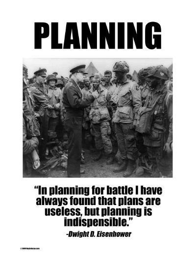 Planning-Wilbur Pierce-Art Print