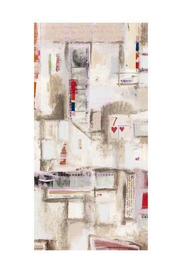 Plans Four I-Nikki Galapon-Art Print