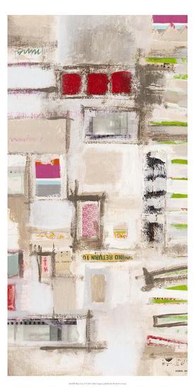 Plans Four II-Nikki Galapon-Art Print