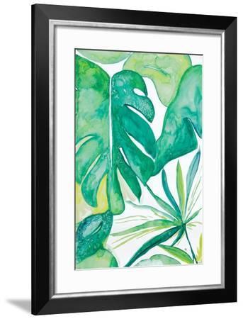 Plant Party I-Kat Papa-Framed Art Print