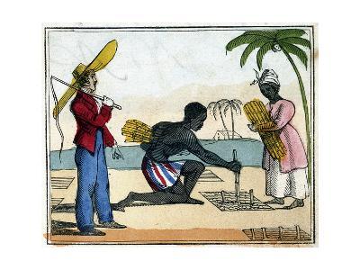 Planting, 1826--Giclee Print