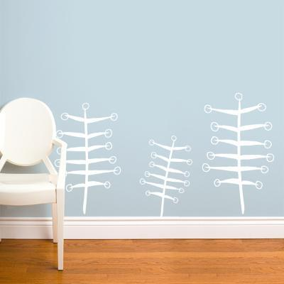 Plants Wall Decal--Wall Decal