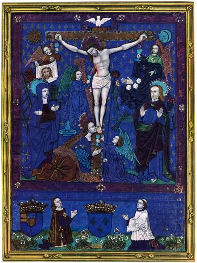 Plaque, Enamel Paint on Copper, 1503-Nardon Penicaud-Giclee Print
