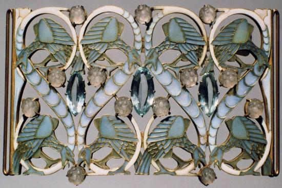 Plaque, Late 19Th/20th Century-Rene Lalique-Giclee Print