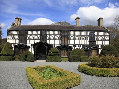 Plas Newydd, Museum, Llangollen, Dee Valley, Denbighshire, North Wales, Wales, UK, Europe-Wendy Connett-Photographic Print