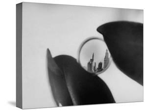 Plastic Lens Which Replaces the Cornea