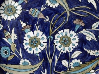 Plat au bouquet--Giclee Print