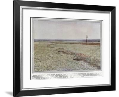 Plateau D'Etrepilly-Jules Gervais-Courtellemont-Framed Photographic Print