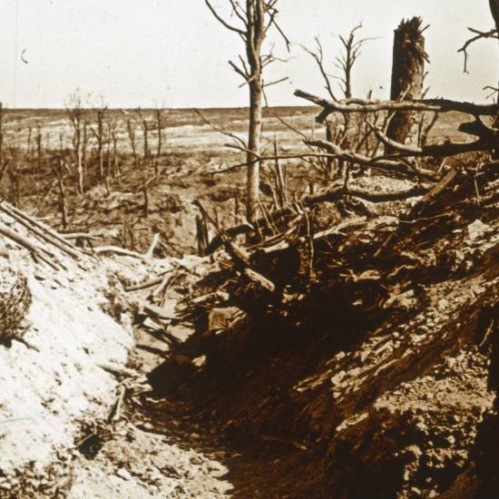 Plateau de Craonne, northern France, c1914-c1918-Unknown-Photographic Print