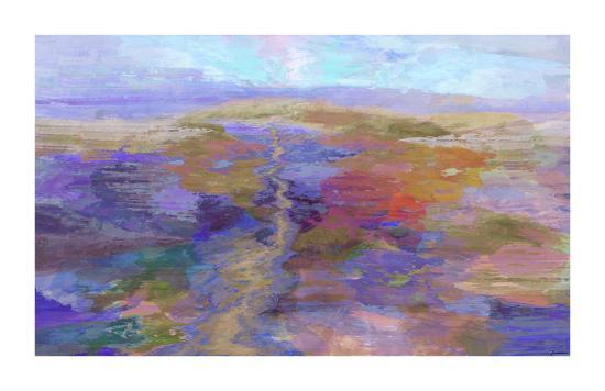 Plateau II-Michael Tienhaara-Giclee Print