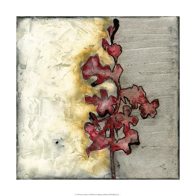 Platinum Silhouette III-Jennifer Goldberger-Limited Edition
