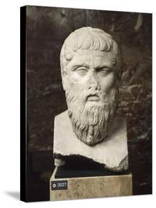 Platon, philosophe grec (vers 428-vers 348 avant J. C.)