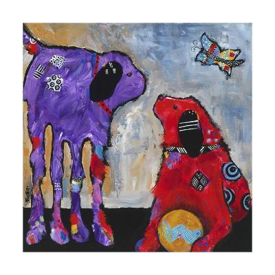 Play Day-Jenny Foster-Giclee Print