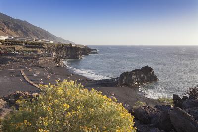 Playa De Charco Verde, Puerto Naos, La Palma, Canary Islands, Spain, Europe-Markus Lange-Photographic Print