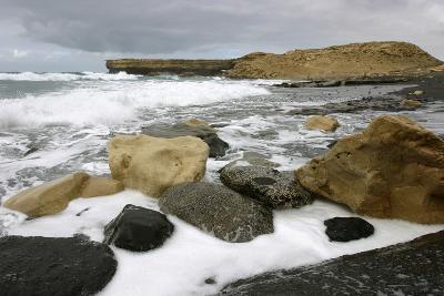 Playa De La Pared, Fuerteventura, Canary Islands-Peter Thompson-Photographic Print