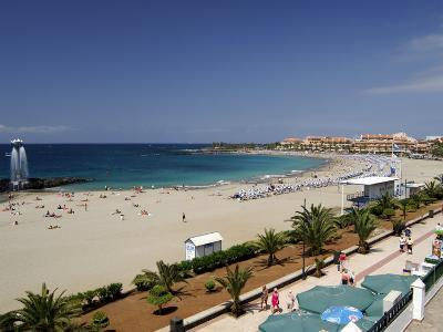 Playa De Las Americas, Tenerife, Canary Islands, Spain, Atlantic-Sergio Pitamitz-Photographic Print