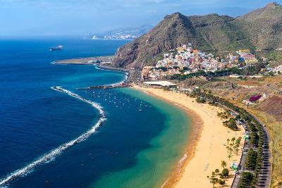 Playa De Las Teresitas, Tenerife, Canary Islands-Chris Hepburn-Photographic Print