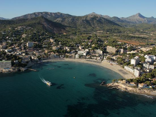 Playa De Peguera, Mallorca, Balearic Islands, Spain, Mediterranean, Europe-Hans Peter Merten-Photographic Print