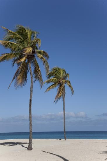 Playa Del Este, Havana, Cuba, West Indies, Central America-Angelo Cavalli-Photographic Print