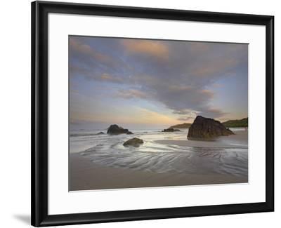 Playa Espadilla, Manuel Antonio National Park, Costa Rica-Tim Fitzharris-Framed Art Print