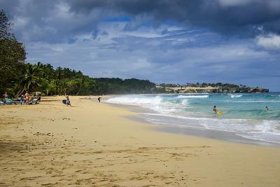 Playa Grande, Dominican Republic, West Indies, Caribbean, Central America-Michael-Photographic Print
