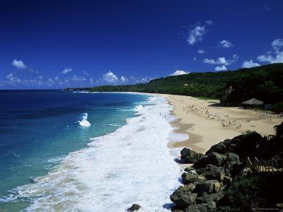 Playa Grande, North Coast, Dominican Republic, West Indies, Central America-John Miller-Photographic Print
