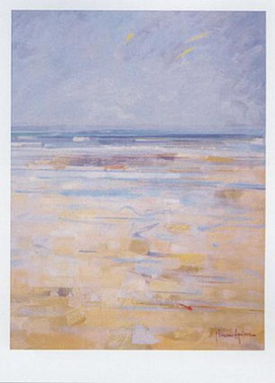 Playa II-Florencio Aguilera-Art Print