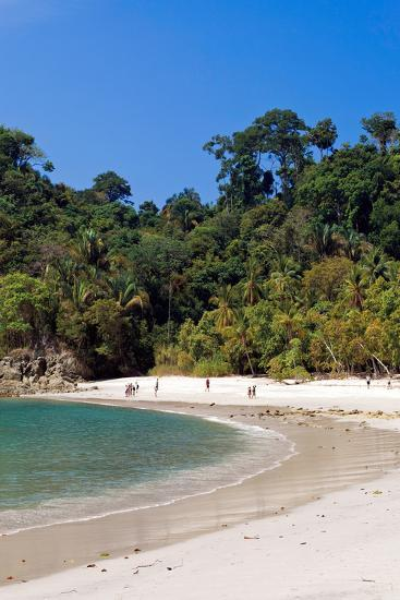 Playa Manuel Antonio, Manuel Antonio National Park, Costa Rica-Susan Degginger-Photographic Print