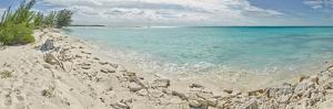 Playa Paraiso Beach from Playa Sirenas, Cayo Largo, Cuba