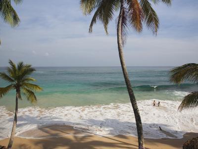 Playa Preciosa Beach, Abreu, North Coast, Dominican Republic-Walter Bibikow-Photographic Print