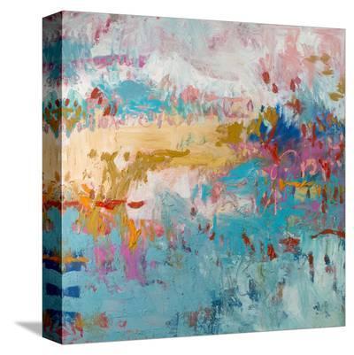 Playful Spirit-Amy Donaldson-Stretched Canvas Print